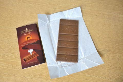 アルナスマのチョコレート