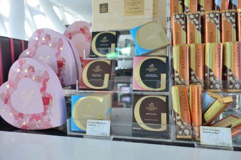 dubai-frame/チョコレート
