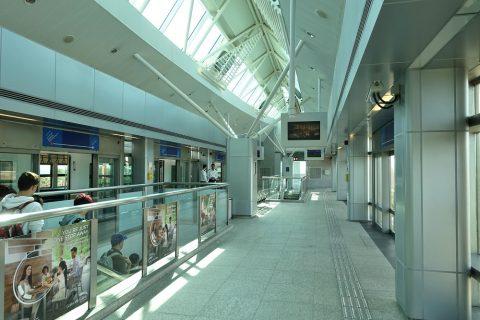 dubai-palm-monorail/Atlantis Aquaventure駅