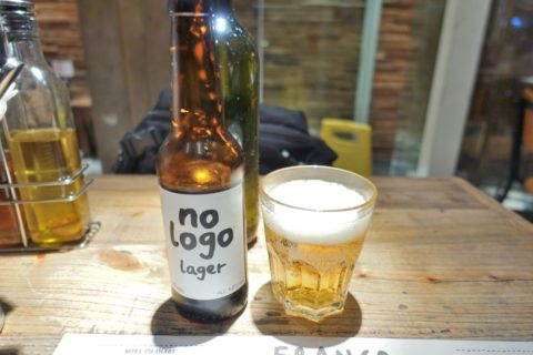 franco-manca/ビール