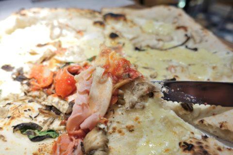 franco-manca/ピザの味