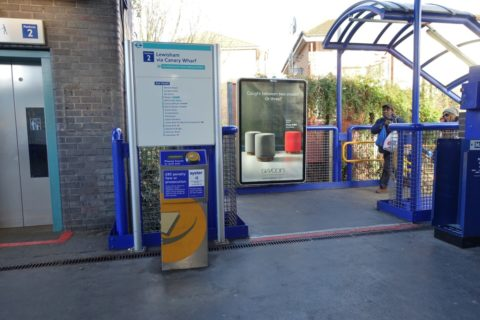 london-DLR/駅