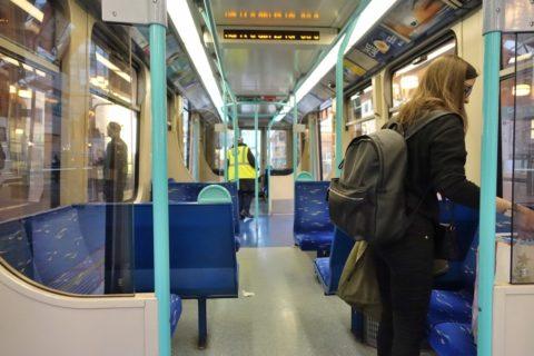 london-DLR/セミクロスシート
