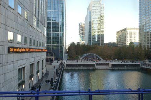 london-DLR/都会