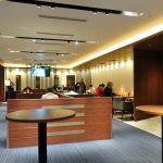 【LOUNGE OSAKA】到着時に使えて便利!伊丹空港のカードラウンジ