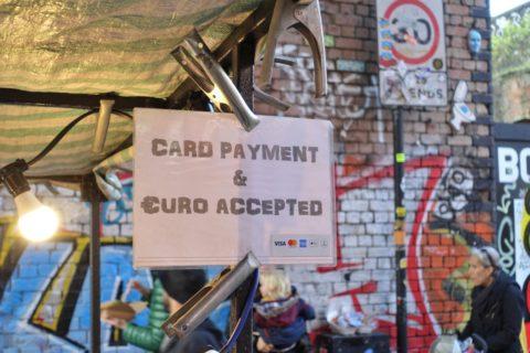 sunday-upmarket-london/クレジットカード