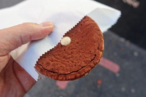 sunday-upmarket-london/チョコレートタルト