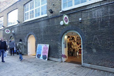 sunday-upmarket-london/アートの店