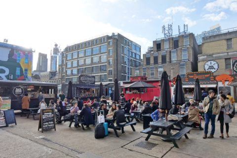 sunday-upmarket-london/広場