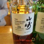 「山崎25年」と「白州25年」を飲み比べ!意外と若い?長期熟成酒の味