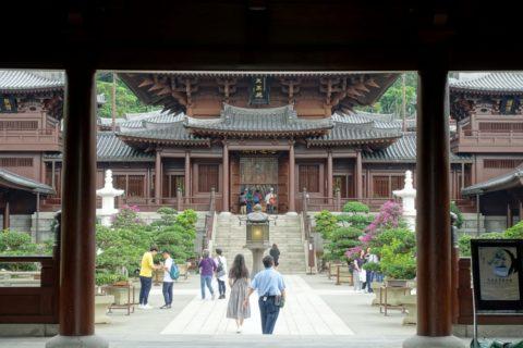 Chi-Lin-Nunnery/営業時間