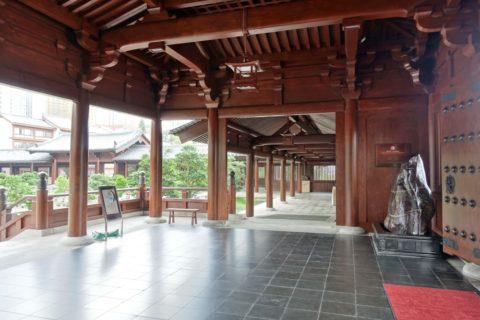 Chi-Lin-Nunnery/回廊