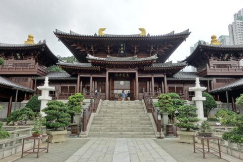 Chi-Lin-Nunnery/本堂