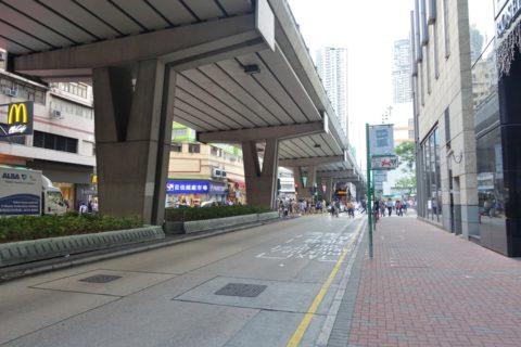 Dorsett-Mongkok/アクセス