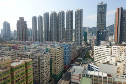 Dorsett-Mongkok/景色