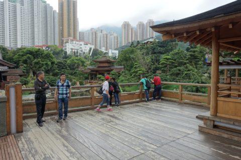 Nan-Lian-Garden/展望デッキ