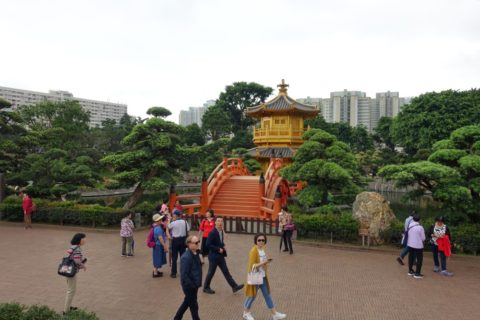 Nan-Lian-Garden/2006年開園