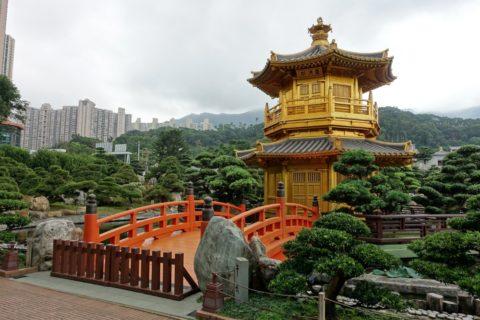 Nan-Lian-Garden/圓満閣