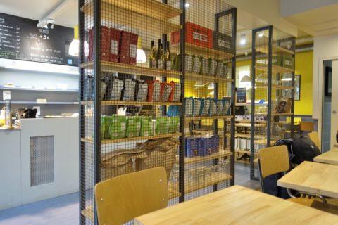 cafe-five-lyon/店内