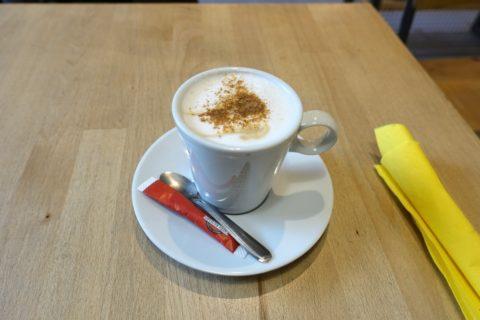 cafe-five-lyon/カプチーノ