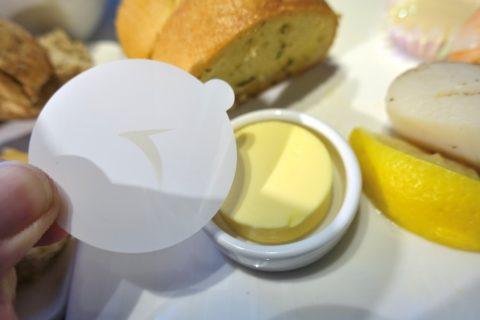 キャセイパシフィックビジネスクラス成田~香港/バター