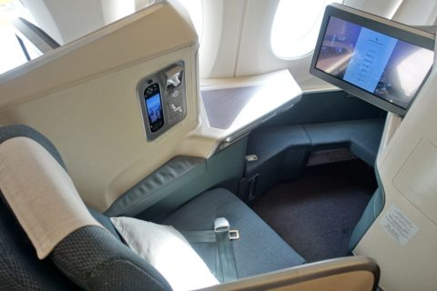cathaypacific-businessclass-a350/座り心地