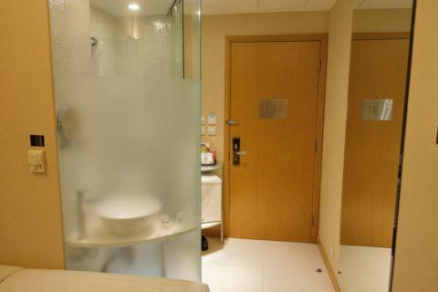 香港のホテル宿泊費