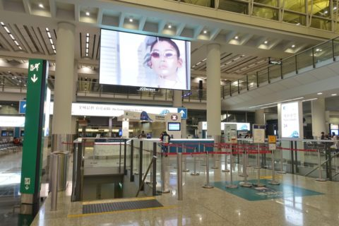 hongkong-airport/エクスプレス乗り場