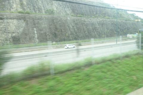 香港MRTの速度