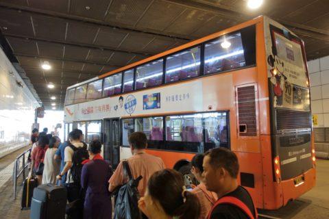 香港S1バス
