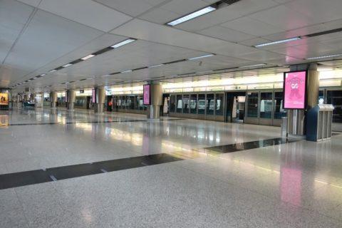 hongkong-airport-エアポートエクスプレスホーム