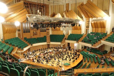 hongkong-culture-centre/コンサートホール