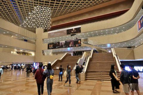 hongkong-culture-centre/ロビー
