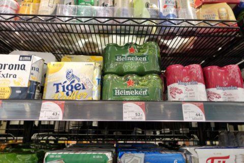 hongkong-supermarket-beer/ハイネケンの半ダース