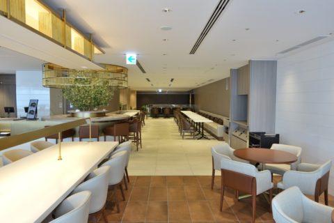 jal-firstclass-lounge-narita-4f/ミールサービス