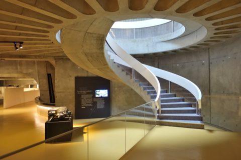 lugdunum-musee-et-theatres-romains/螺旋階段