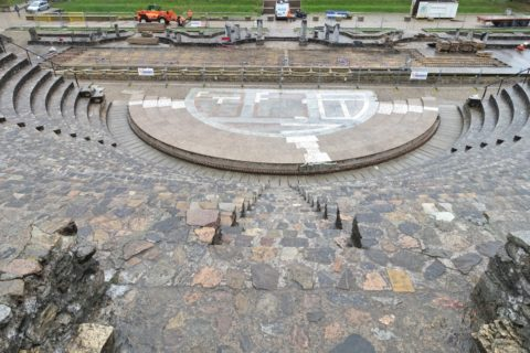 lugdunum-musee-et-theatres-romains/ステージ