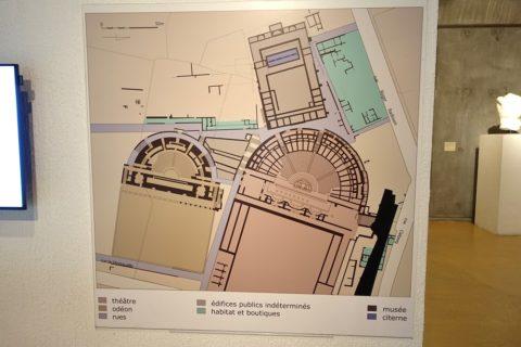 lugdunum-musee-et-theatres-romains/ローマ劇場図