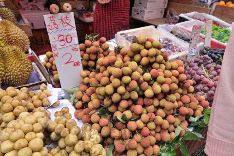 mongkok-market-hongkong/果物