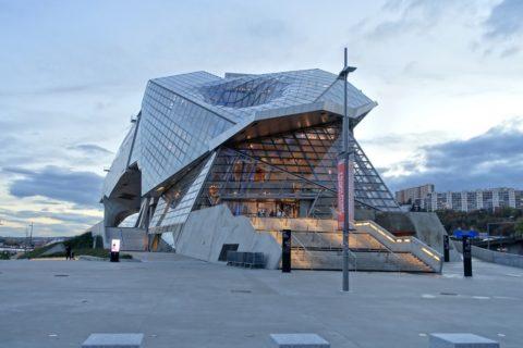 musee-des-confluences-lyon/アクセスと外観