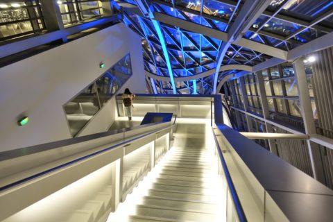 musee-des-confluences-lyon/ライトアップ