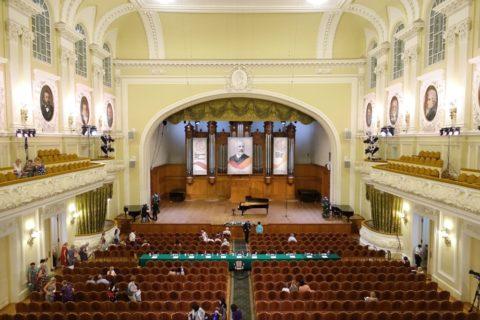 Moscow-Tchaikovsky-Conservatory/客席