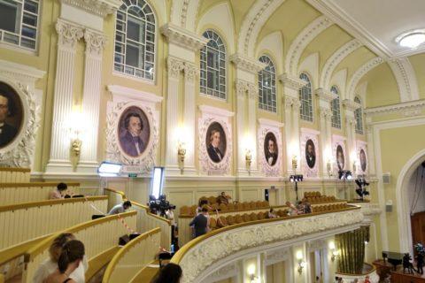 Moscow-Tchaikovsky-Conservatory/肖像画