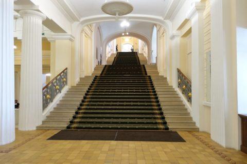 Moscow-Tchaikovsky-Conservatory/大階段