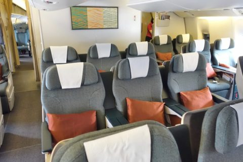 cathaypacific-businessclass-777/シート