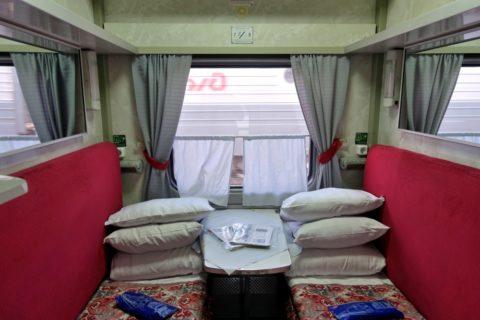 siberian-railway/1等車