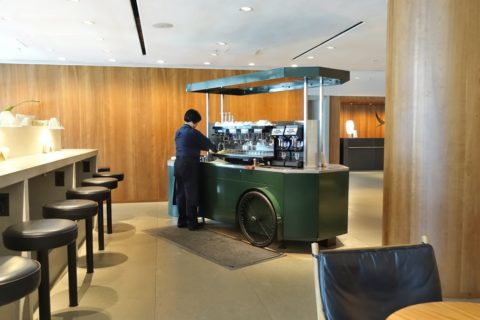 the-pier-businessclass-lounge/コーヒー