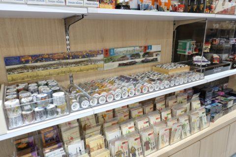 xiqu-centre-hongkong/土産物屋のマスキングテープ