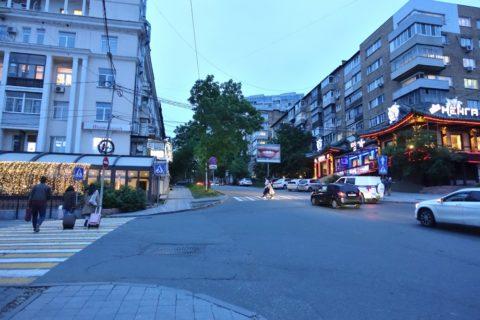 AZIMUT-Hotel-Vladivostok/アクセス