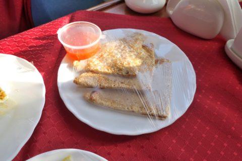 朝食のラップ/オケアン号